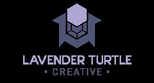 Lavender Turtle Creative LLC Logo